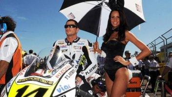 F1 'bans' grid girls, while MotoGP looks on