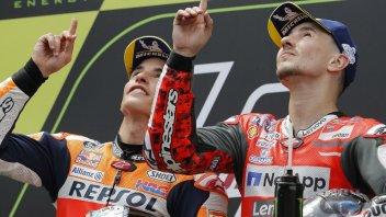 Le scelte Ducati dicono che già si guarda a Marquez