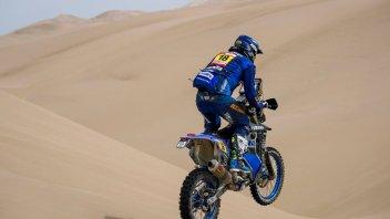 Dakar: Acuto Yamaha con De Soultrait, in vetta c'è Quintanilla