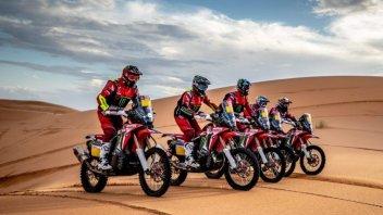 Dakar: Il doppio volto della Honda tra Dakar e MotoGP