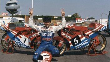 MotoGP: Aspar Martinez e Dörflinger Leggende del motociclismo
