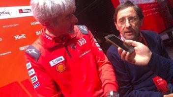 """MotoGP: Dall'Igna: """"La mia Ducati ideale? Quella con cui vincerò il titolo"""""""