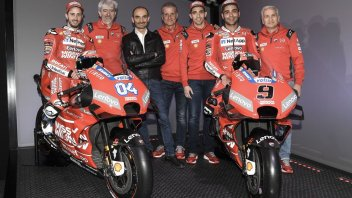 MotoGP: Ducati, l'unica missione è vincere