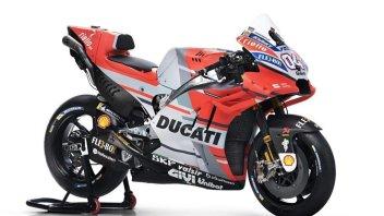 MotoGP: La Ducati GP19 toglie i veli: su Sky e in streaming su GPOne