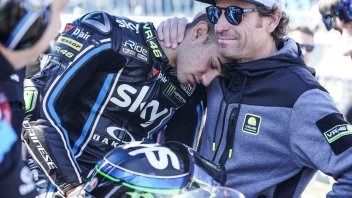 MotoGP: Gavira, new coach for Rossi. Locatelli's with the VR46.