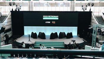 MotoGP: LIVE. La diretta della presentazione del team Petronas