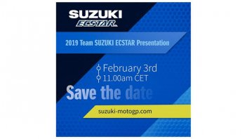 MotoGP: Suzuki at Sepang on Sunday