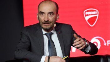 MotoGP: Domenicali: senza Lorenzo c'è più armonia nel team Ducati