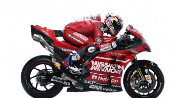 MotoGP: Ducati chooses full red: introducing the GP19