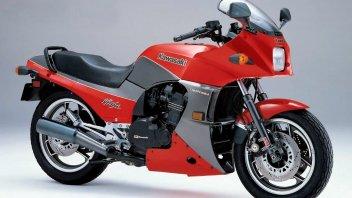News Prodotto: GPZ 900R: Kawasaki risponde a Suzuki?