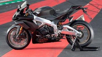 """News Prodotto: Aprilia RSV4 1100 Factory: il prezzo per """"volare"""" tra i cordoli"""