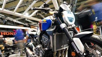 News Prodotto: Honda CB 1000R+: a Verona una maxi naked da urlo