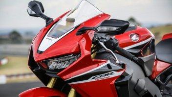 """News Prodotto: Futuro """"variabile"""" per la Honda Fireblade?"""