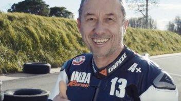 News Prodotto: Thundervolt NK-E: arriva la moto elettrica di Loris Reggiani