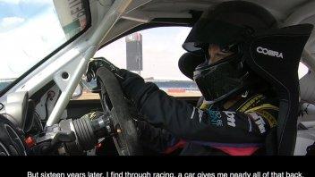 News: Nathalie McGloin: I feel free behind the wheel