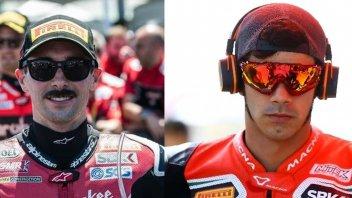 SBK: Eugene Laverty & Jordi Torres, la rivincita degli esclusi