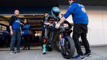 """SBK: Conti: """"Con Melandri GRT potrà bruciare le tappe in Superbike"""""""