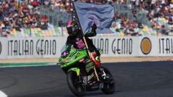 SBK: Ana Carrasco ancora in SS 300 con Kawasaki ufficiale
