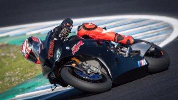 """SBK: Sykes sorpreso dalla BMW: """"La moto è già a un buon livello"""""""