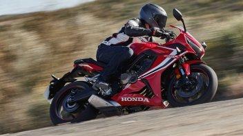 Test: Honda CBR 650 R: magica armonia