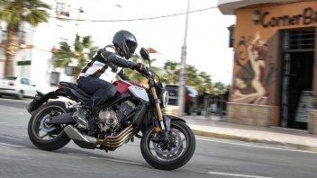 Test: Honda CB 650 R: questione di stile