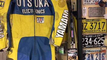 MotoGP: Roberts Junior sells his suit to help Kenny Noyes
