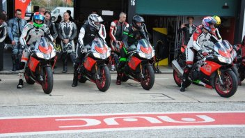 News Prodotto: Aprilia Racers Days: in pista con la RSV4 1100 Factory