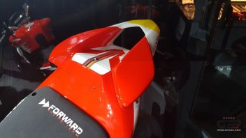 Moto2: MV Agusta: When the tail has a hole