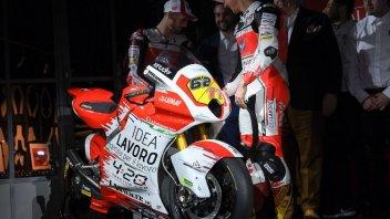 """Moto2: Manzi: """"MV Agusta significa responsabilità, non pressione"""""""