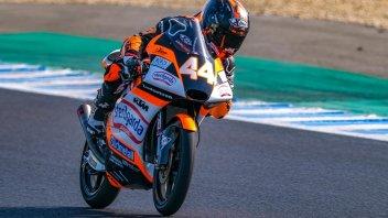 Moto3: Test Jerez: Canet regala il primo sorriso a Biaggi