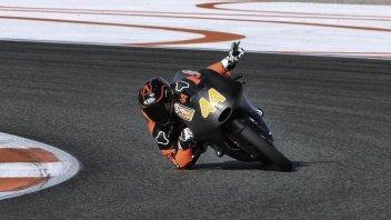 Moto3: Il team di Max Biaggi alla prova del fuoco a Valencia