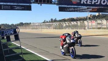 Moto3: Fenati... a volte ritornano