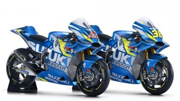 MotoGP: All the photos of Rins and Mir's Suzuki GSX-RR 2019