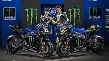 MotoGP: The beast unveiled: all the photos of Rossi and Vinales' 2019 Yamaha
