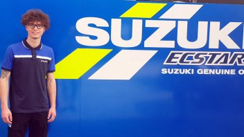 "MotoGP: Bradley Ray: ""The Suzuki GSX-RR? From another planet"""
