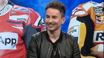 """MotoGP: Lorenzo: """"Rossi, continua fino a 46 anni"""""""