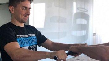 MotoGP: Jorge Lorenzo stringe i denti e affila le armi per il Qatar