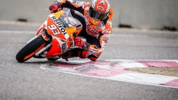 "MotoGP: Marquez: ""I needed to get my elbow down!"""