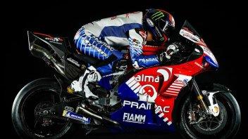 MotoGP: VIDEO LIVE. La presentazione del team Ducati Pramac