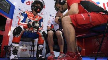 """MotoGP: Bagnaia: """"Il debutto? Fisicamente sono pronto, speriamo anche in pista"""""""