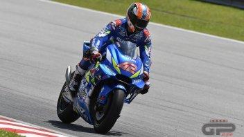 """MotoGP: Rins: """"Ho capito che questa Suzuki ha un gran potenziale"""""""