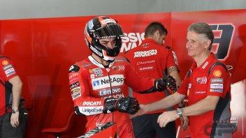 """MotoGP: Petrucci: """"Sono veloce, ma non quando serve"""""""