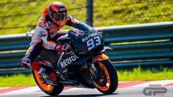 MotoGP: Test: Marquez 1° a Sepang con una spalla sola