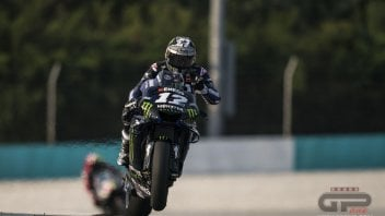 MotoGP: Vinales is Top Gun again in Sepang tests
