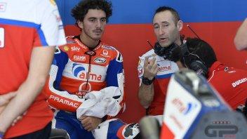 MotoGP: Bagnaia: arrivare davanti a Rossi? Ancora non è il momento