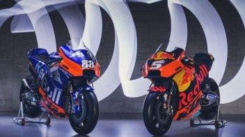 MotoGP: KTM mostra i muscoli: ecco l'armata arancio per il 2019