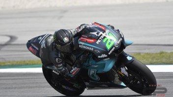"""MotoGP: Morbidelli: """"La Yamaha mi fa sentire importante"""""""