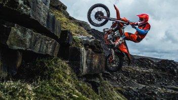 News Prodotto: KTM: iniziare il 2019 con una enduro nuova... si può