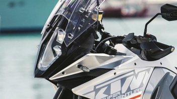 News Prodotto: KTM: richiamo per 1290 Super Adventure m.y. 2015 e 2016