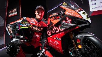 SBK: Davies: sulla Ducati V4R per scrivere la storia